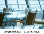 light modern boardroom meeting | Shutterstock . vector #122752966