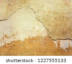 brown grungy wall textures for... | Shutterstock . vector #1227555133