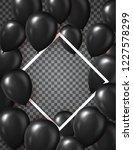 black friday sale poster... | Shutterstock .eps vector #1227578299