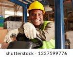 african logistics man as a...   Shutterstock . vector #1227599776