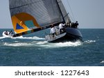 sailing over the seas  2 | Shutterstock . vector #1227643