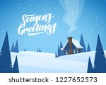 vector illustration  cartoon... | Shutterstock .eps vector #1227652573