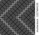 design seamless monochrome... | Shutterstock .eps vector #1227684133