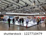 milan  italy   november 6 ... | Shutterstock . vector #1227710479