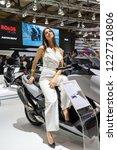 milan  italy   november 6 ... | Shutterstock . vector #1227710806