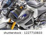 milan  italy   november 6 ... | Shutterstock . vector #1227710833