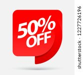 sale of special offers.... | Shutterstock .eps vector #1227726196