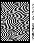 abstract art lines design... | Shutterstock .eps vector #1227768979