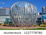 montreal canada 09 14 2016  at  ... | Shutterstock . vector #1227778780