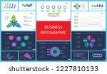 creative business infographic... | Shutterstock .eps vector #1227810133