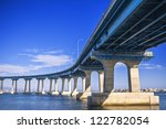 Coronado Bridge In San Diego ...