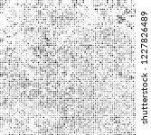 halftone texture black and...   Shutterstock .eps vector #1227826489