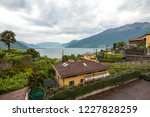 holidays in italy   a view of... | Shutterstock . vector #1227828259