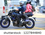 close up of an biker biker... | Shutterstock . vector #1227844840