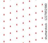 polka dot  christmas tree ... | Shutterstock .eps vector #1227852580