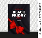 black friday sale design... | Shutterstock .eps vector #1227932809