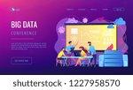 software engineer  statistician ... | Shutterstock .eps vector #1227958570