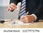 real estate market  purchase... | Shutterstock . vector #1227972796