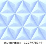 abstract textured geometric... | Shutterstock . vector #1227978349