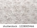 white natural wool with twists... | Shutterstock . vector #1228005466