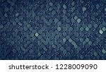 rhombus pattern with rough... | Shutterstock . vector #1228009090