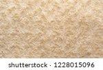 beige natural wool with twists... | Shutterstock . vector #1228015096