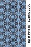 geometric backdrop template f h ... | Shutterstock . vector #1228082830