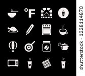 hot icon. hot vector icons set... | Shutterstock .eps vector #1228114870