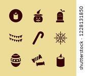 festive icon. festive vector... | Shutterstock .eps vector #1228131850