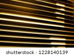 fragment of high tech blinds  ... | Shutterstock . vector #1228140139
