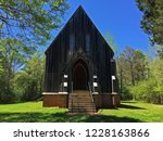 Old Saint Lukes Church Cahaba Alabama