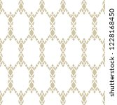 luxury golden mesh seamless...   Shutterstock .eps vector #1228168450