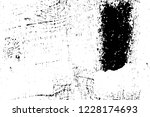 grunge overlay layer. abstract... | Shutterstock .eps vector #1228174693