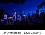 merida  cementerio general ...   Shutterstock . vector #1228236049