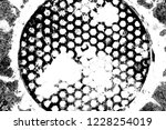 abstract background. monochrome ... | Shutterstock . vector #1228254019