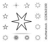 star line icon. web icons...
