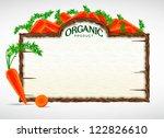 Carrot Menu Board