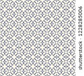openwork ornament. lacy... | Shutterstock .eps vector #1228285006