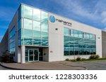 brampton  ontario  canada ... | Shutterstock . vector #1228303336