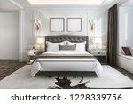 3d Rendering Beautiful Luxury...