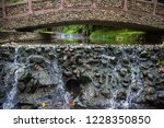 image of water stream at pong... | Shutterstock . vector #1228350850