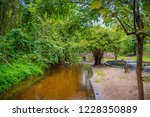 image of water pond at pong nam ... | Shutterstock . vector #1228350889