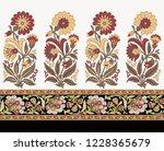 seamless traditional indian... | Shutterstock . vector #1228365679