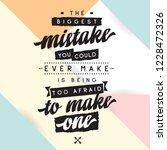 inspirational quote  motivation....   Shutterstock .eps vector #1228472326