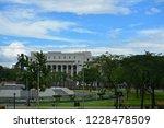 manila  ph   nov. 13  teodoro f.... | Shutterstock . vector #1228478509