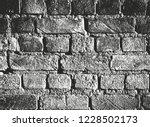 distressed overlay texture of... | Shutterstock .eps vector #1228502173