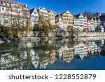 typical scenic and colourful... | Shutterstock . vector #1228552879