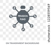 occupational pension scheme... | Shutterstock .eps vector #1228559569