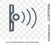 infrared icon. trendy flat... | Shutterstock .eps vector #1228559686