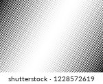 monochrome dots background.... | Shutterstock .eps vector #1228572619